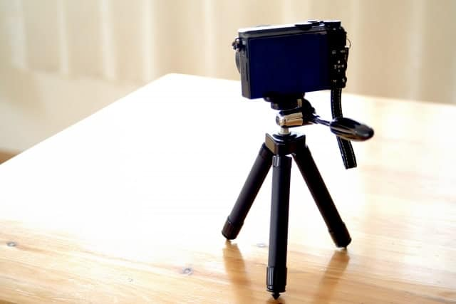 起立カメラ