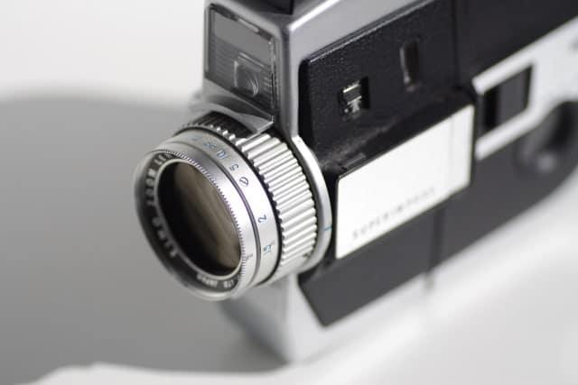 カメラ先端